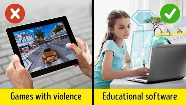 """6 mẹo để trẻ không bị """"nghiện"""" dùng iPhone, iPad - 4"""