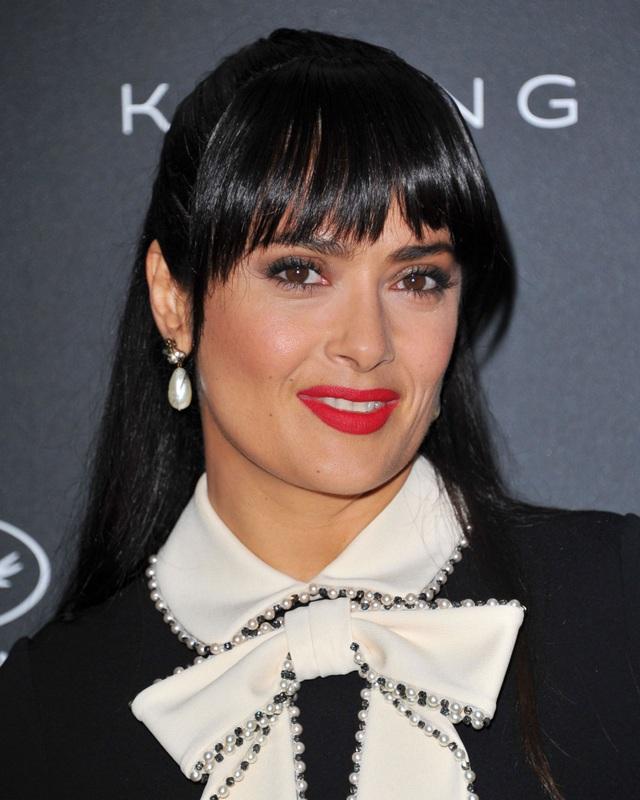 Nữ diễn viên Salma Hayek