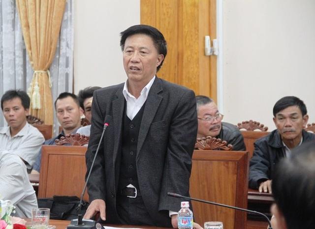 Trong khi đó, ông Nguyễn Xuân Nguyên, Giám đốc Đại Nguyên Dương lại lờ vấn đề đền bù và đề nghị gặp lại ngư dân để bàn bạc lại