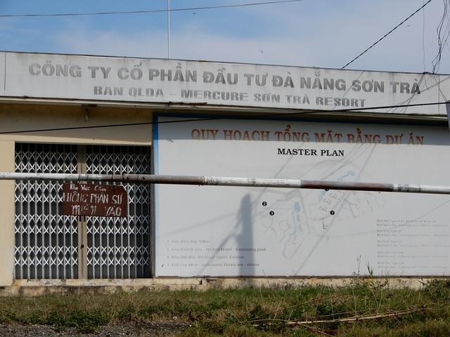 Dự án tiếp theo là dự án Mercure Sơn Trà Resort do Công ty Cổ phần Đầu tư Đà Nẵng Sơn Trà làm chủ đầu tư được khởi công vào năm 2011.