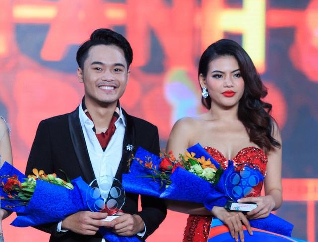 Huỳnh Thanh Trực và Ly Na Trang (cùng đạt 28,5 điểm) đồng giải ba với phần thưởng 10 triệu đồng.