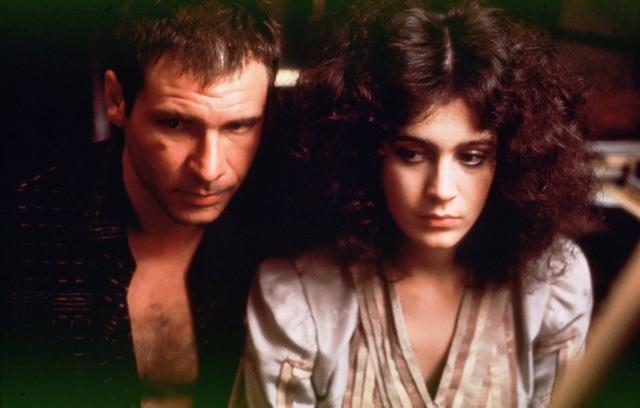 Nam diễn viên Harrison Ford đảm nhận vai nam chính - cảnh sát Rick Deckard hồi năm 1982