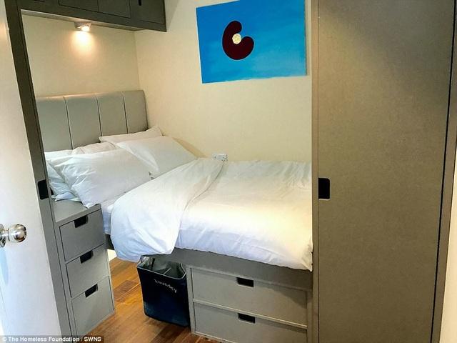 """Dự án nhà ở mini """"iKozies"""" hướng đến việc giải quyết vấn đề nhà ở cho người vô gia cư tại Anh."""