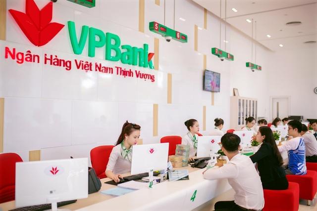 VPBank tiếp tục trở thành một trong các ngân hàng hoạt động hiệu quả nhất.