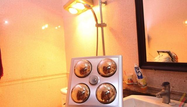 Mua đèn sưởi nhà tắm loại nào khi trời chuyển rét đậm? - 5