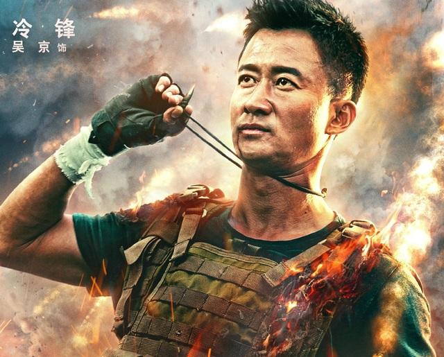 """""""Chiến lang 2"""" do Ngô Kinh đạo diễn - biên kịch - sản xuất và diễn xuất chính"""