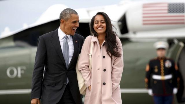Con gái ông Obama sẽ làm gì trong một năm sắp tới? - 2