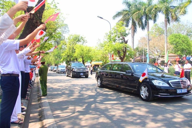 Nhật hoàng rời cố đô Huế, kết thúc tốt đẹp chuyến thăm Việt Nam - 6