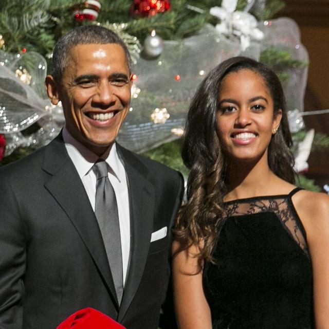 Con gái ông Obama sẽ làm gì trong một năm sắp tới? - 1