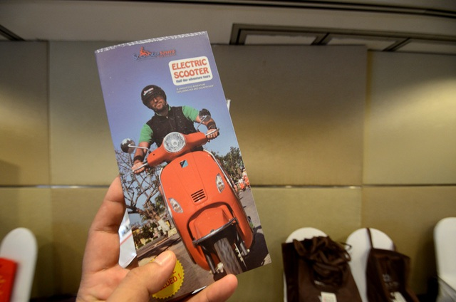 Sản phẩm du lịch bằng xe máy điện độc đáo của Quảng Nam.