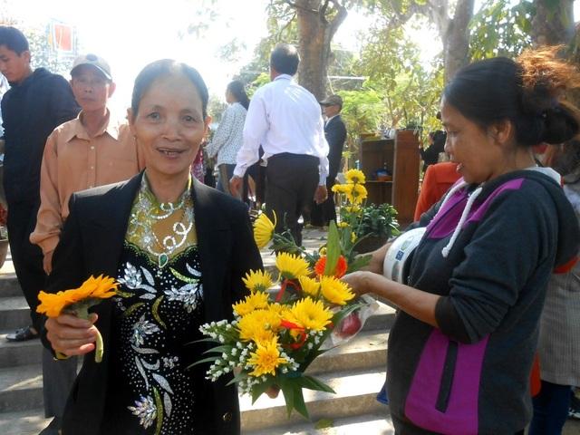 Quảng Nam: Tưng bừng khai hội dinh Bà Chiêm Sơn - 5