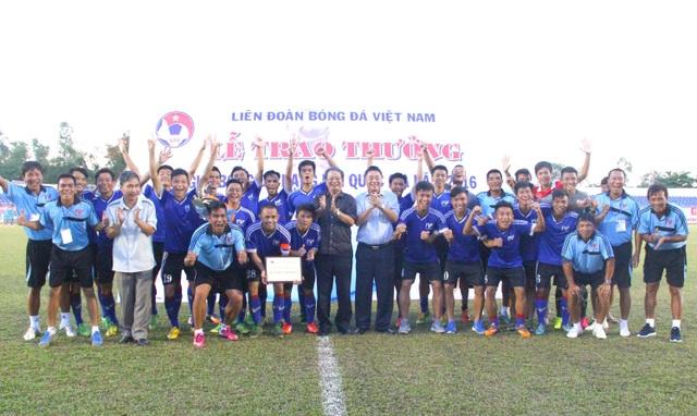 Cơ hội trở thành cầu thủ đẳng cấp quốc tế tại PVF - 1