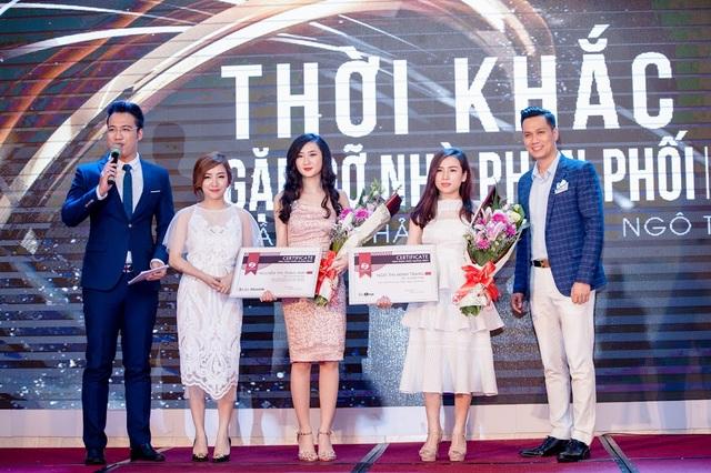 Thời khắc vàng chứng nhận hai nhà phân phối Minh Trang và Thảo Anh là đại diện chính thức của hệ thống LP Natural Beauty Viet Nam tại Quảng Bình