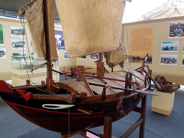 Mô hình những con tàu từ thời sơ khai
