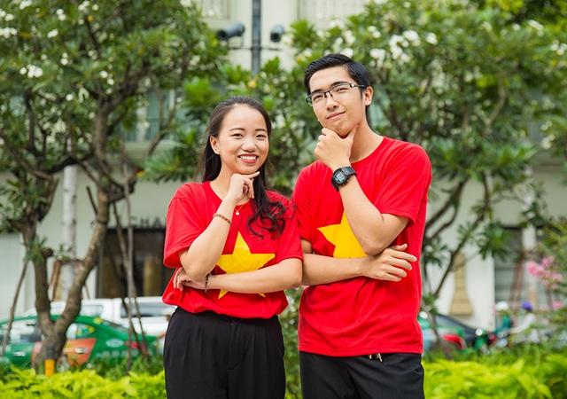 """Bộ ảnh """"Tự hào Việt Nam"""" của đại biểu Tàu Thanh niên Đông Nam Á nhân ngày Quốc khánh - 14"""