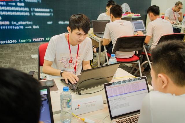Các đội thi sẽ được tự do trao đổi thông tin với các thành viên trong nhóm.