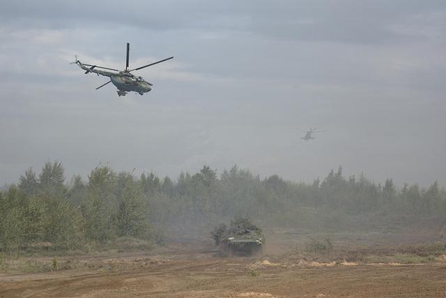 Ngoài việc tăng cường sự chuẩn bị nhằm đối phó với khủng bố, các cuộc tập trận chung cũng nhằm kiểm tra kỹ năng tác chiến của quân đội 2 nước.