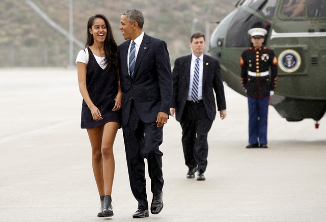 Con gái ông Obama sẽ làm gì trong một năm sắp tới? - 3