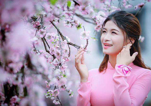 Tạ Thị Mây (sinh năm 1997) - sinh viên ĐH Sư phạm nghệ thuật TW.