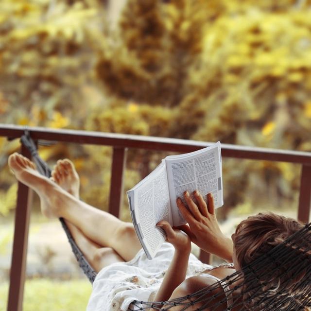 Làm thế nào để đọc sách nhiều hơn trong năm mới? - 5
