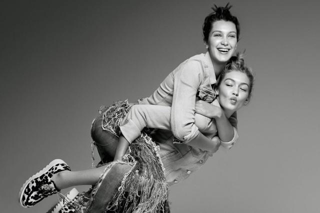 Cuộc cạnh tranh của hai chị em siêu mẫu thống trị sàn catwalk - 2