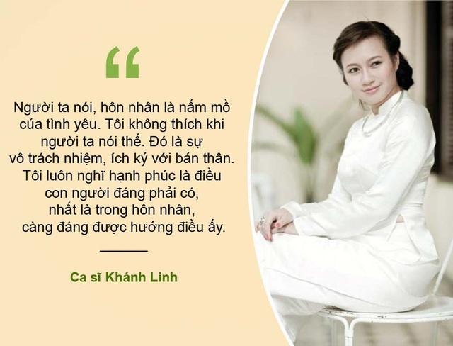 """Xem thêm: Khánh Linh: """"Mẹ chồng tôi không giống những người khác…"""""""