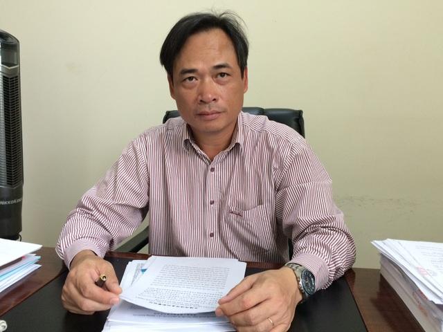 Ông Lương Duy Hanh hiện nay là chuyên viên Vụ Pháp chế, Bộ Tài nguyên và Môi trường.