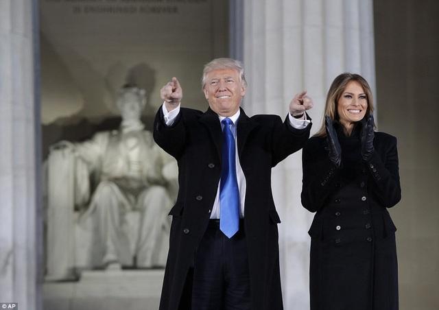 """Sự kiện văn nghệ """"Make America Great Again! Welcome Celebration"""" là một hoạt động rất được quan tâm trong chuỗi sự kiện diễn ra xung quanh lễ nhậm chức Tổng thống."""