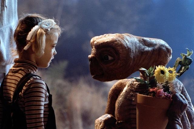 """Sinh vật ngoài hành tinh trong phim """"E.T."""" từng đáp xuống trái đất - 7"""