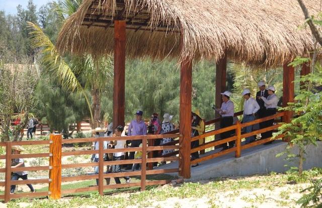 Du khách tham quan tại các điểm du lịch trên địa bàn tỉnh Bình Định năm nay đều tăng mạnh