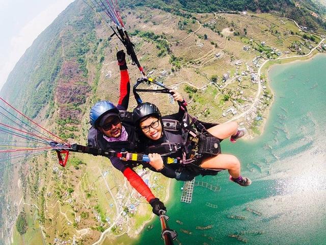 Cô gái 28 tuổi nghỉ việc một năm để đi du lịch khắp châu Á - 5