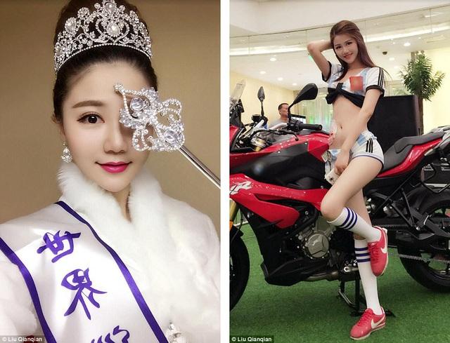 """Liu Qianqian đã vượt qua 11 người đẹp của đêm chung kết để trở thành Hoa khôi của cuộc thi. Vì cuộc thi chào đón sự tham gia của người đẹp đến từ khắp các quốc gia nên đây được xem là một cuộc thi… quốc tế, nhưng Hoa khôi chung cuộc lại là một người đẹp """"quê nhà"""", một cô gái bản địa ở tỉnh An Huy - nơi tổ chức cuộc thi."""