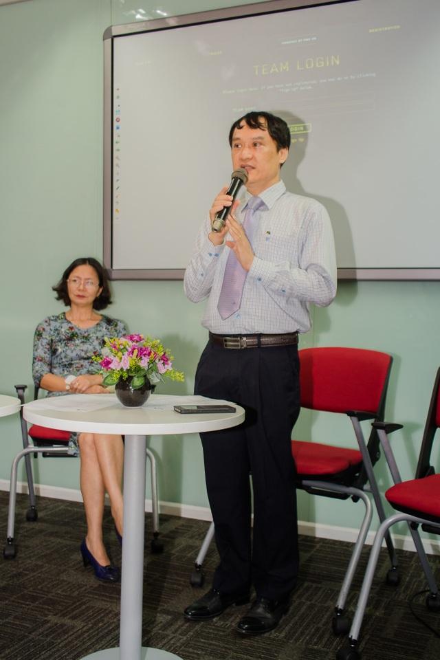 Ông Vũ Quốc Thành - Phó Chủ tịch, Tổng thư ký Hiệp hội An toàn thông tin Việt Nam (VNISA)