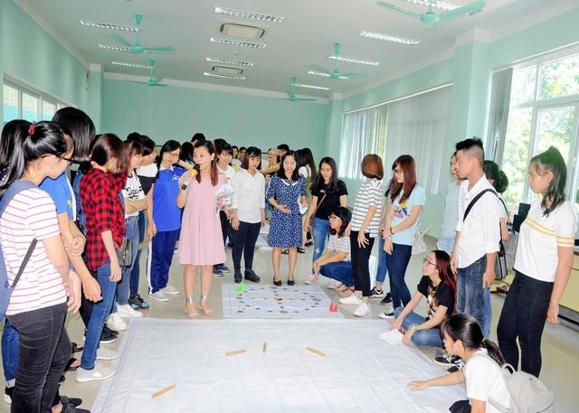 Hấp dẫn cuộc thi viết tiếng Hàn toàn quốc 2017 tại Văn phòng Hàn ngữ Sejong Huế - 7