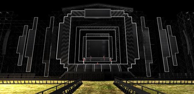 """Sân khấu """"Armin van Buuren by Vinaphone"""" không kém cạnh """"A State of Trance"""" - 4"""