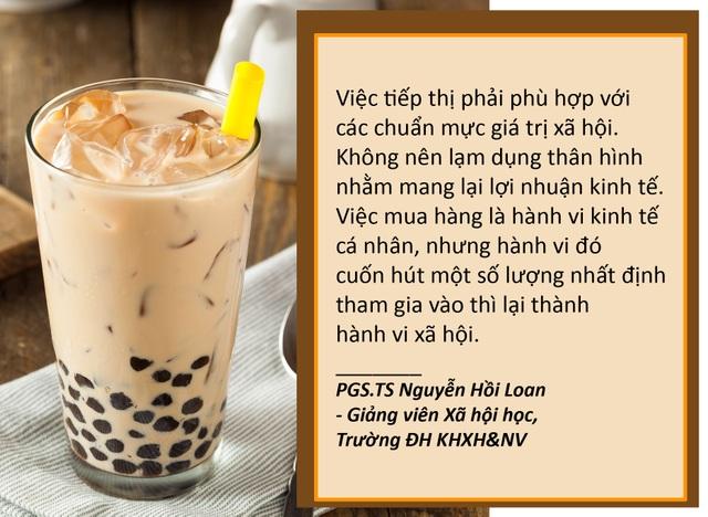 Xem thêm: Mặc bikini xếp hàng nhận trà sữa ở TP.HCM là làm chuẩn mực xã hội bị xô lệch