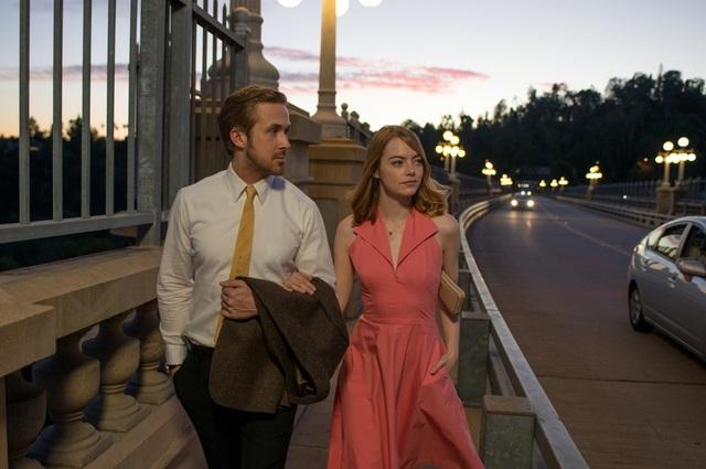 """Oscar 2017: """"La La Land"""" làm nên lịch sử, sánh ngang """"Titanic"""" - 2"""