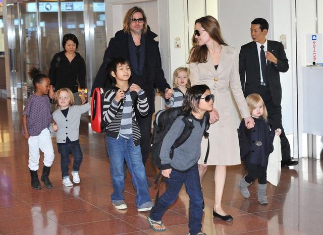Thành công đến rồi đi, nhưng với Brad Pitt, gia đình là mãi mãi.