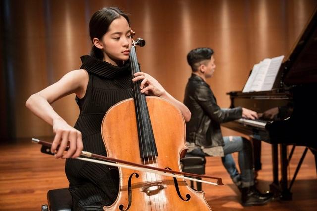 """Gặp gỡ """"thiên thần cello"""" Châu Á biểu diễn tại sự kiện của NASA"""