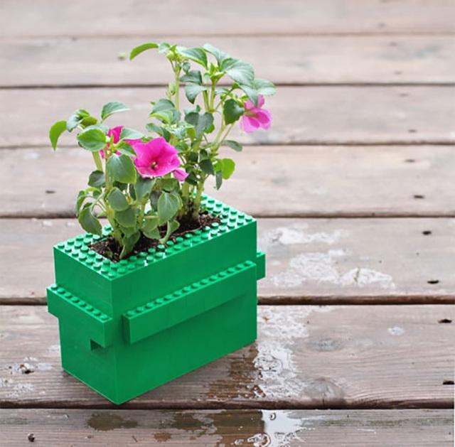 Sáng tạo với những cách sử dụng đồ chơi LEGO bạn chưa bao giờ nghĩ tới - 11