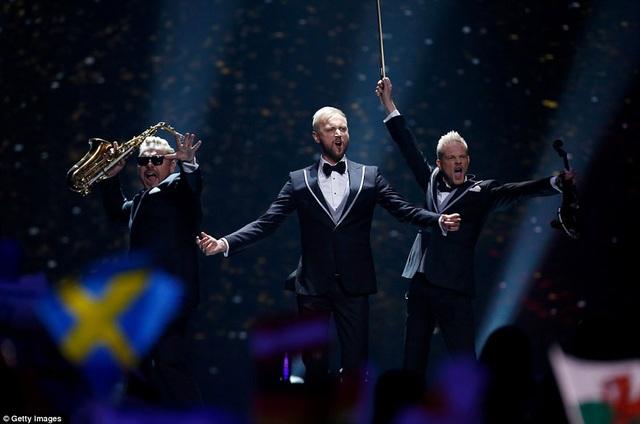Đại diện của Moldova là nhóm nhạc nam 3 thành viên Sunstroke Project. Tiết mục trong đêm chung kết của Sunstroke Project đã giành giải ba.