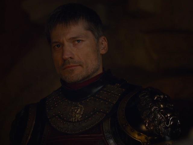 Jaime đã dần trở nên ghê sợ Cersei.