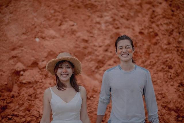 Bộ ảnh của cặp đôi Đài Loan cũng đang được lan truyền ở đất nước của họ, giúp truyền bá du lịch Việt Nam
