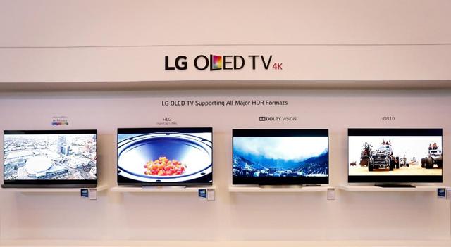 LG chiếm 7 vị trí dẫn đầu trong danh sách 10 TV tốt nhất năm 2017 tại Mỹ - 1