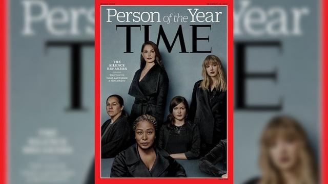"""Time đã chính thức gọi tên """"Nhân vật của năm 2017"""" vào ngày thứ 4 vừa qua."""