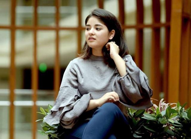Nữ diễn viên 17 tuổi - Zaira Wasim