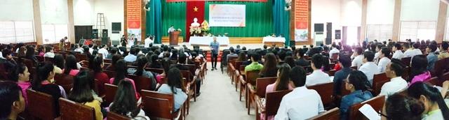 """Hội thảo quốc gia """"Đổi mới phương pháp dạy học và kiểm tra, đánh giá môn GDCD ở trường trung học"""""""