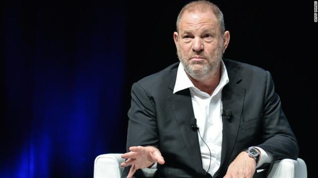 Nhà làm phim Harvey Weinstein