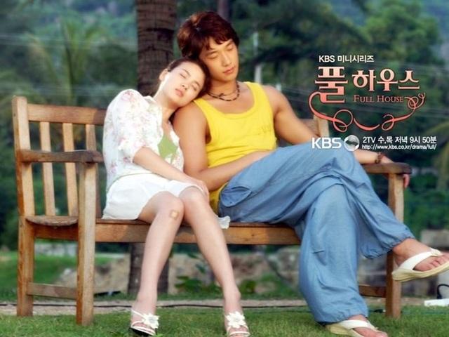 8 chặng đường tình của Song Hye Kyo trên màn ảnh - 6
