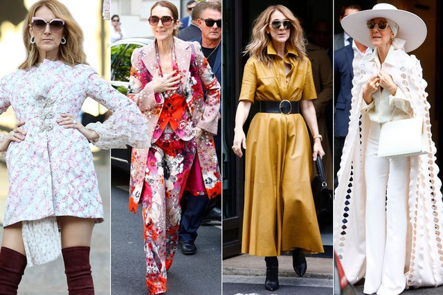 Celine Dion trở thành biểu tượng thời trang ở tuổi 49 - 1